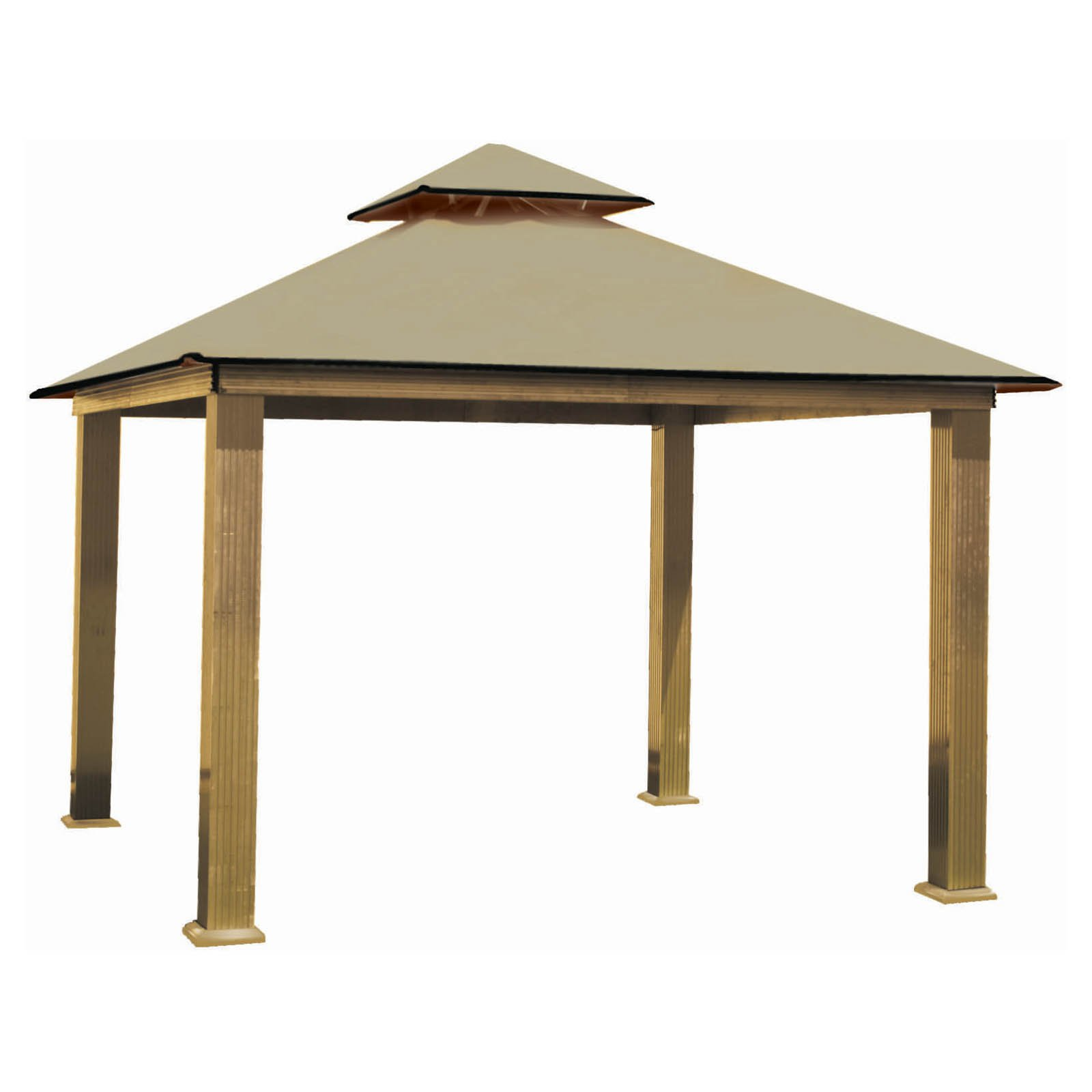 ACACIA by Riverstone Industries STC Seville 12-ft. Gazebo Replacement Canopy