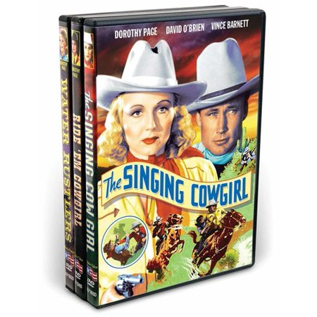 Dorothy Page: The Singing Cowgirl Collection (DVD)
