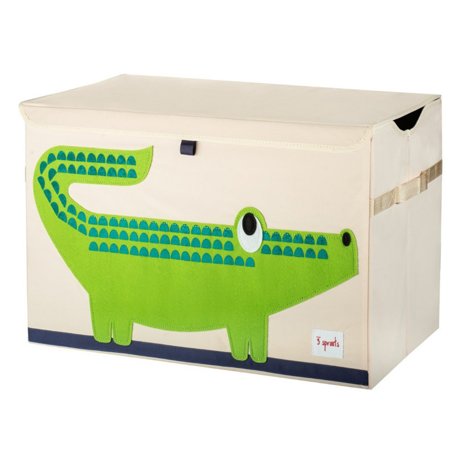 3 Sprouts Toy Chest Crocodile by 3 Sprouts