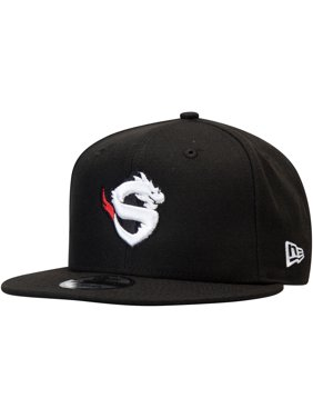Product Image Shanghai Dragons Overwatch League New Era Solid Team  Adjustable Snapback Hat - Black - OSFA 891f12c7f68