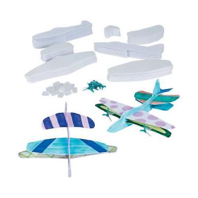 IN-13781757 DIY STEAM Plane & Glider Kit Makes 10