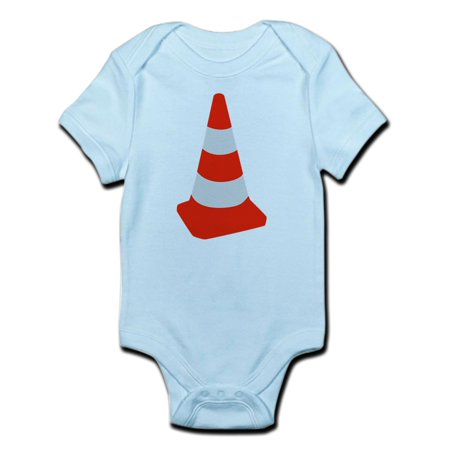 36d08499d7281 CafePress - CafePress - Traffic Cone Infant Bodysuit - Baby Light Bodysuit  - Walmart.com