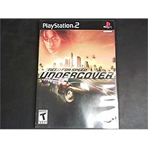 Need For Speed Undercover - PS2