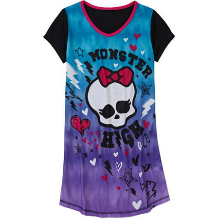Monster High Girls' Nightgown