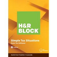 H&R Block 2019 Basic (Digital Download)