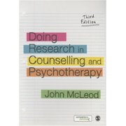 Doing Research in Counselling and Psychotherapy (Paperback)