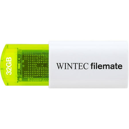 - Wintec FileMate 32GB Mini USB Flash Drive Plus (Available in multiple colors)