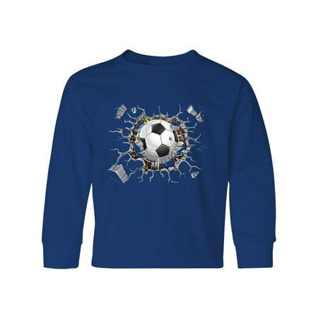 Soccer Breakthrough Youth Long Sleeve T-Shirt
