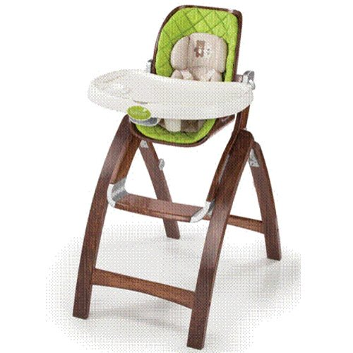 Summer Infant Bentwood High Chair - Cranberry