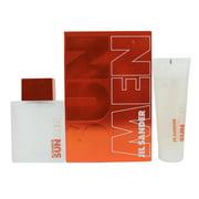 Sun by Jil Sander for Men Gift Set - Eau De Toilette 2.5oz + All Over Shampoo 2.5oz