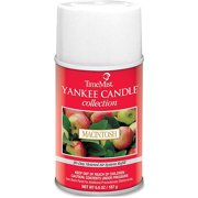 TimeMist Yankee Candle Collection Macintosh 30-Day Metered Air System Refill, 6.6 oz