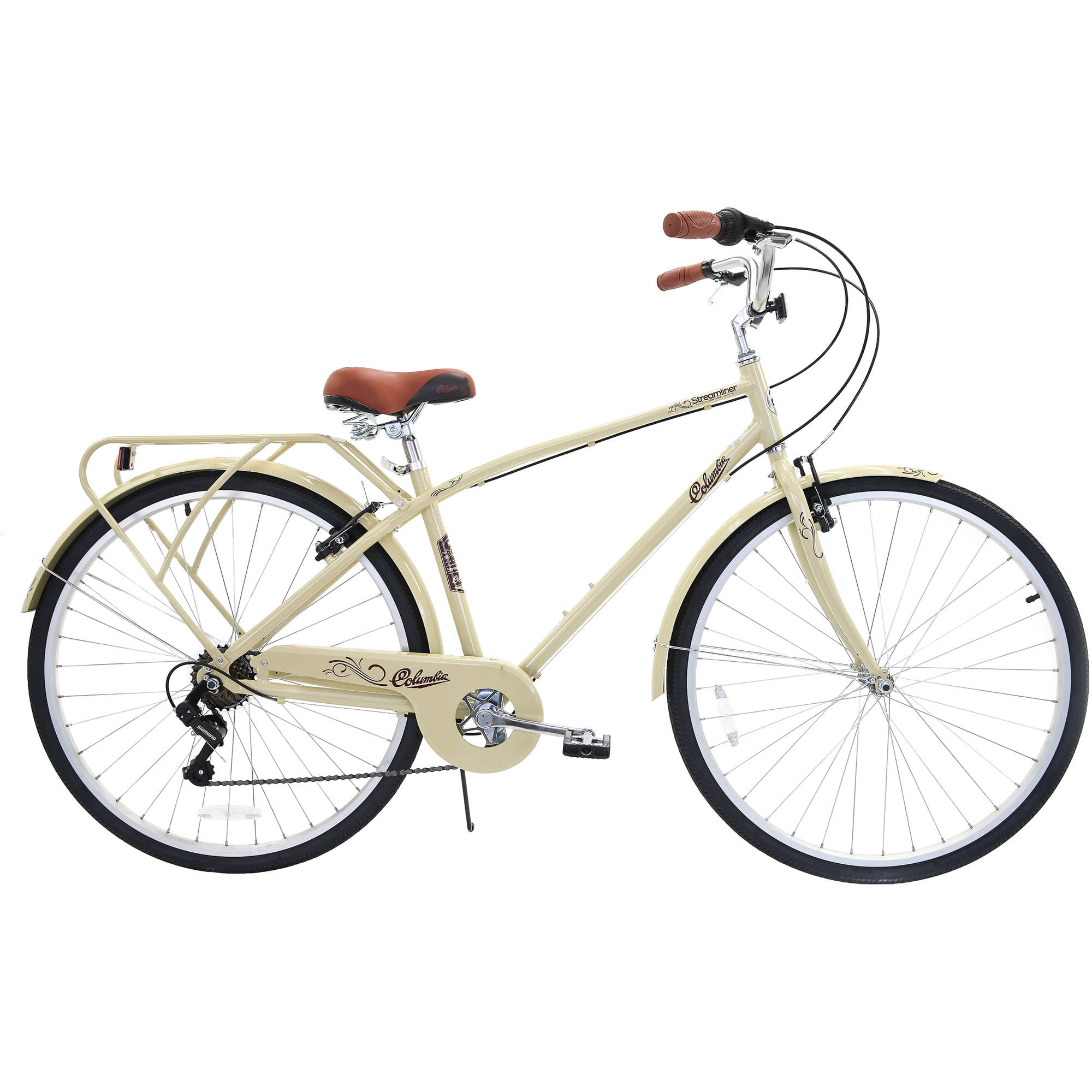700C Columbia Streamliner7 Men's Bike by