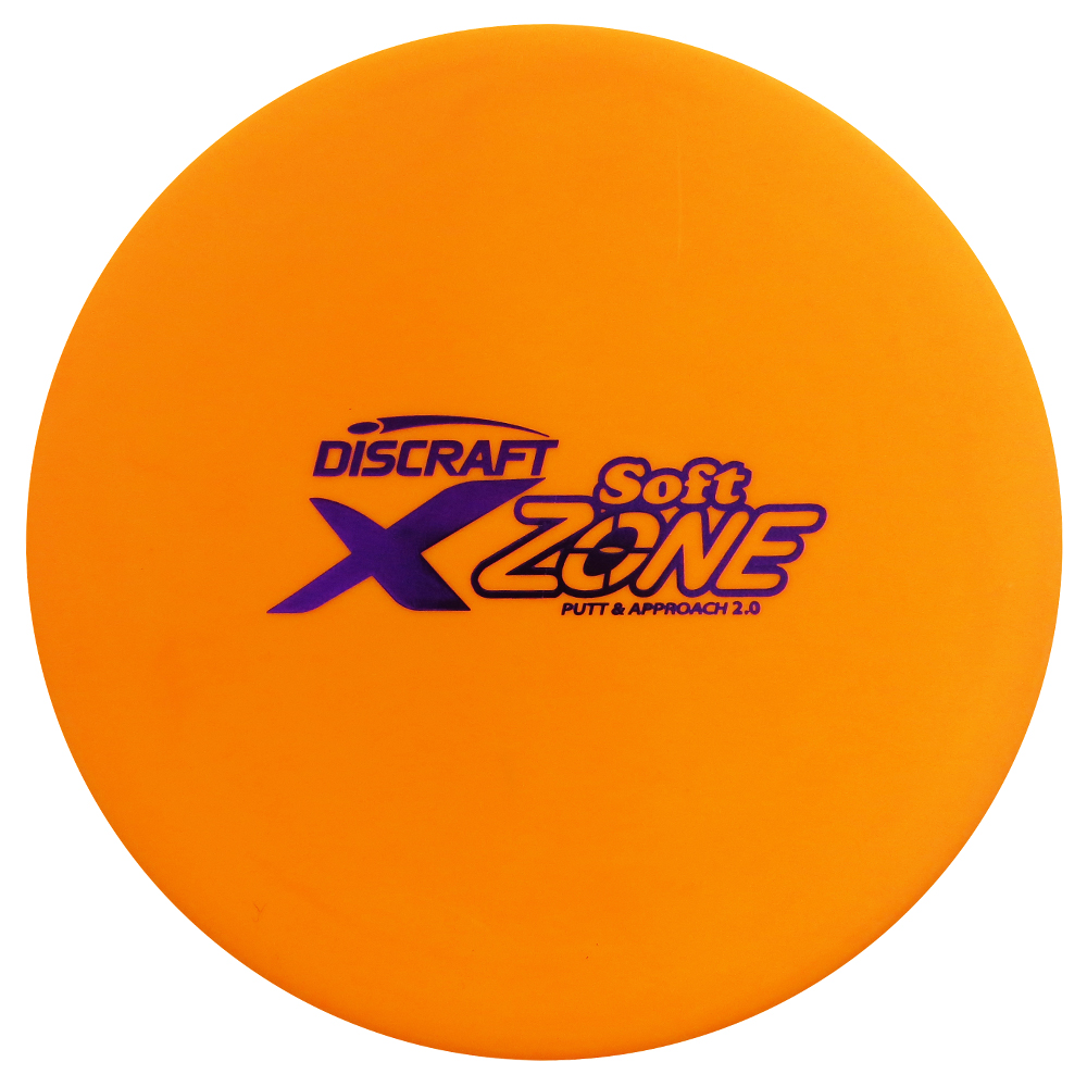 Discraft Elite X Zone 167-169g Putter Golf Disc [Colors may vary] 167-169g by