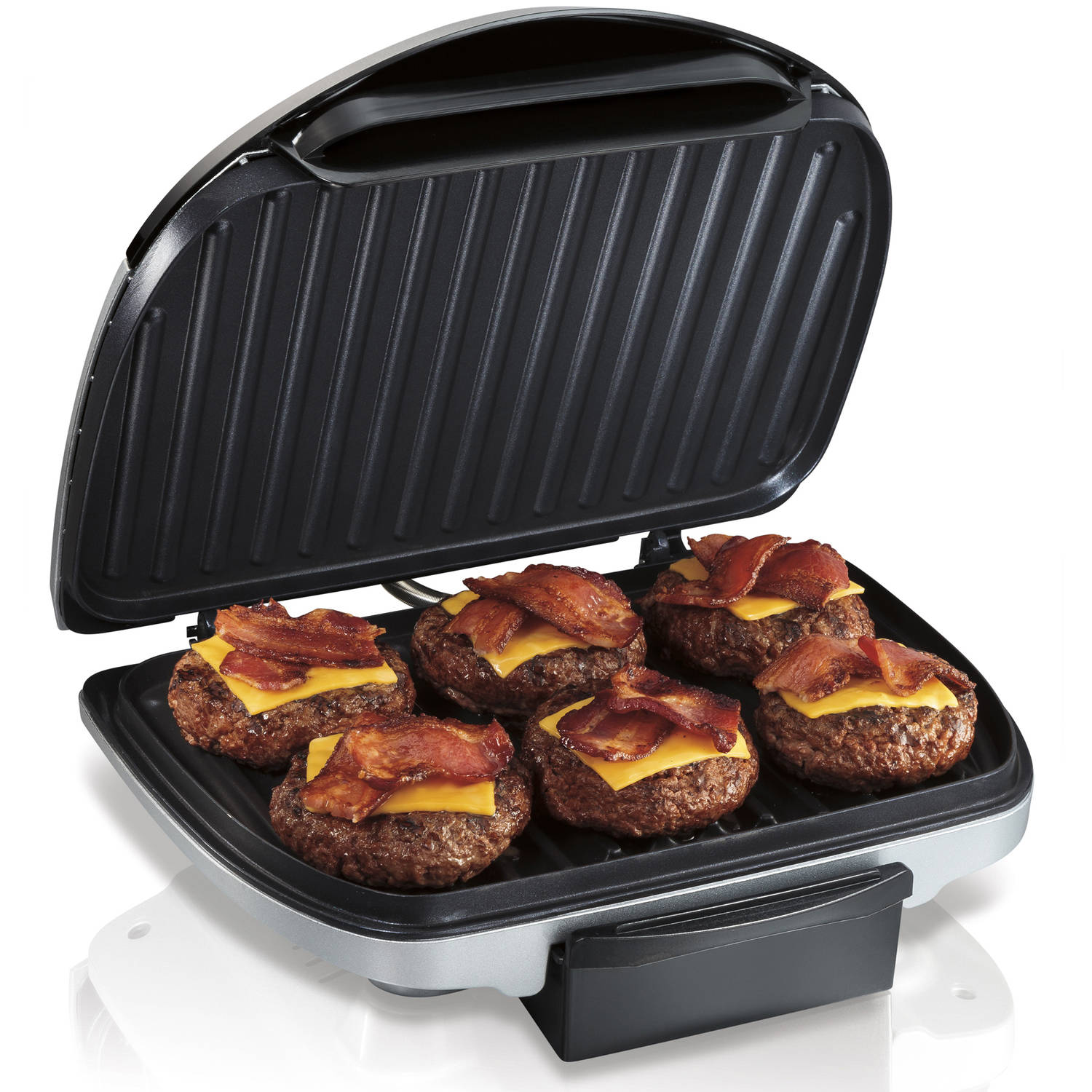 Hamilton Beach Nonstick Indoor Grill | Model# 25371
