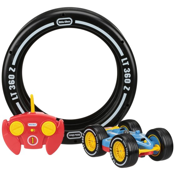 Little Tikes RC Tire Twister Walmart