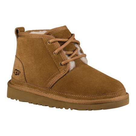 UGG Unisex Infant Neumel Toddler Suede Chukka