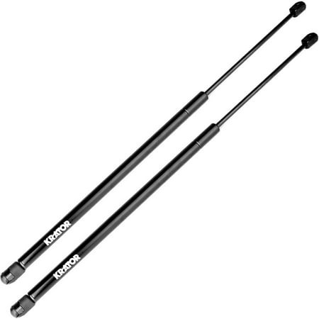 - Krator 2pcs 4557 Replacement Liftgate (Hatch) Lift Supports, Gas Strut Prop Arms, Gas Spring Shocks, Lid Support, Lid Stay, Force Output 578N - 4557, SG230056, SG230035, 8196034, 013947, 2746MW