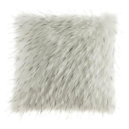 Signature Design by Ashley Calisa Faux Fur Decorative Pillow