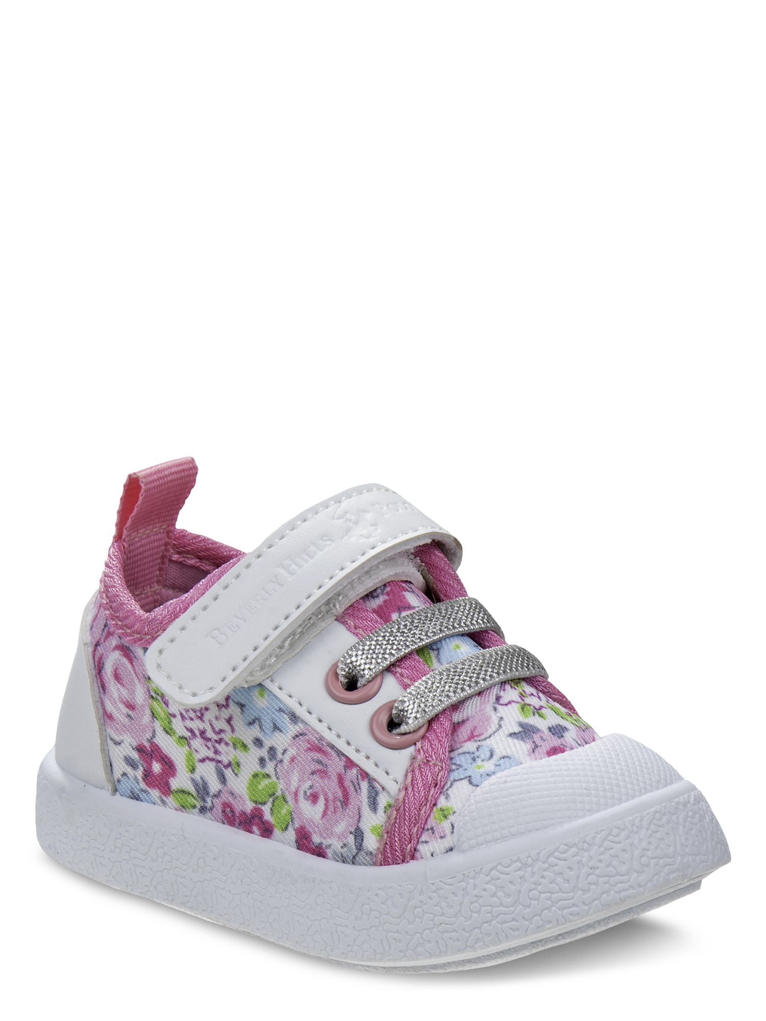 Toddler Beverly Hills Polo Club Girls High Top Sneaker