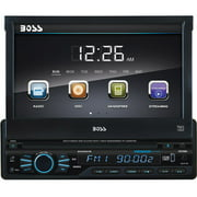 """Boss Audio BV9967B - 1-DIN In-Dash DVD/CD Receiver with 7"""""""" LCD & Built-in Bluetooth"""