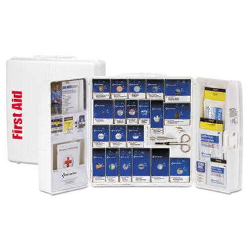 """First Aid Only A Plus 202-pc Sc First Aid Cabinet 202 X Piece[s] For 50 X Individual[s] 14.3"""" Height X 13.3"""" Width X 4"""" Depth... by First Aid Only Inc"""