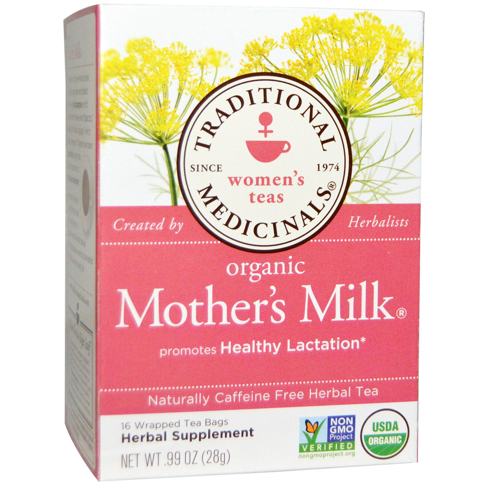 Traditional Medicinals, Women's Teas, Organic Mother's Mi...