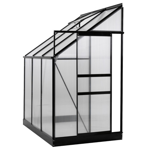 OGrow 4 Ft. W x 6 Ft. D Lean-To Greenhouse by OGrow
