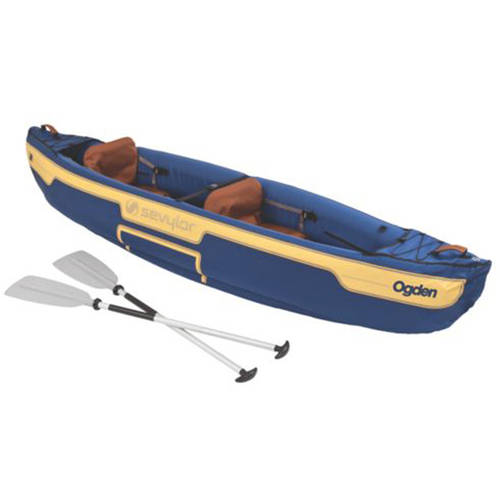 Click here to buy Coleman Ogden 2-Person Canoe Combo by COLEMAN.