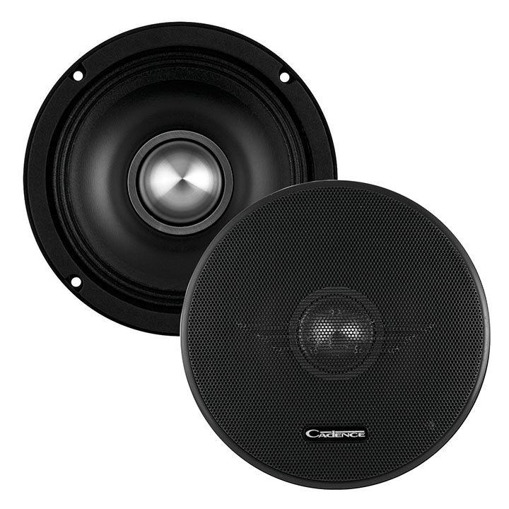"Cadence- 6"" Midbass (sold each)- 250W RMS- 4 OHM"