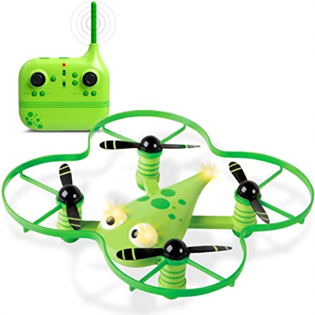 DISCOVERY KIDS RC Mini Quadcopter Stunt