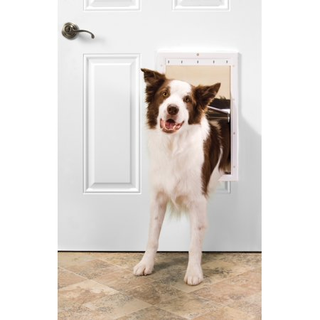 Premier Pet Doors White Large -