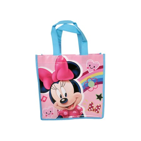 Disney Minnie Mouse Girls Pink Tote Bag](Minnie Mouse Tote Bag)