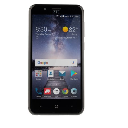 Blade Vantage ZTE Z839 16GB Verizon Prepaid Smartphone - Gray - Brand New
