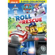 Paw Patrol: Roll to the Rescue (DVD)