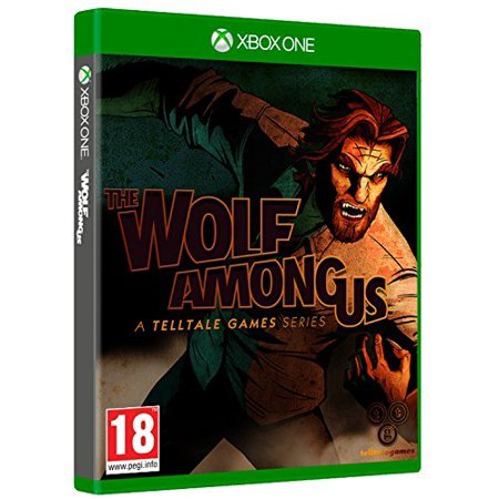 The Wolf Among Us (Xbox One) A Telltale Games Series. Can you tame the beast