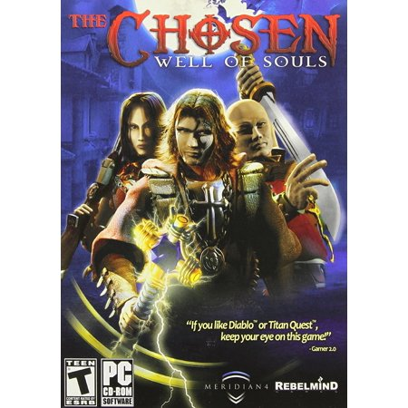 The Chosen: Well of Souls PC Game ~ The Ultimate Action Role-Playing Quest Free Action Computer Games