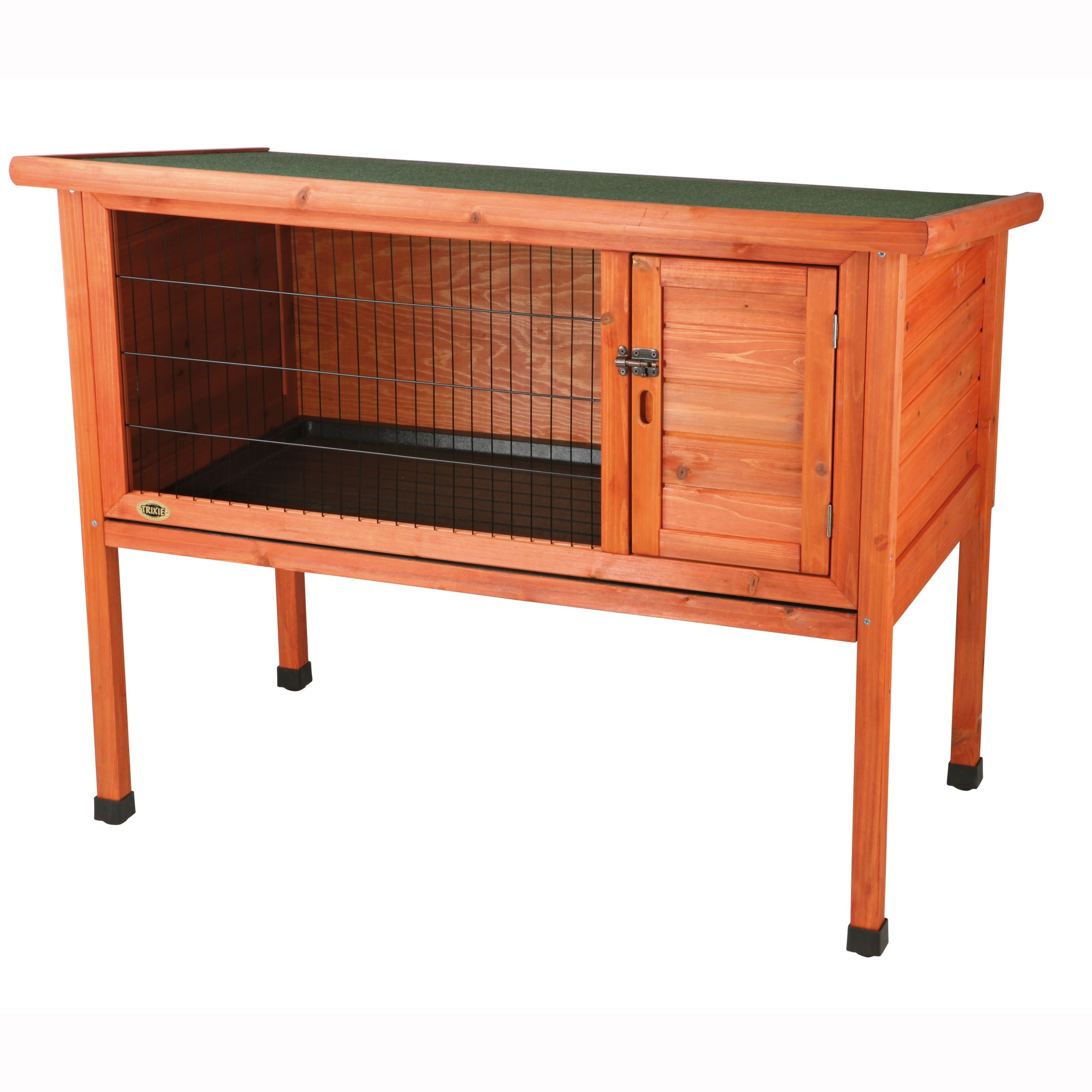 Trixie Pet 1-Story Rabbit Hutch (L)