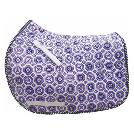Equine Couture Kelsey All Purpose Saddle Pad All Purpose Pony Saddle Pad