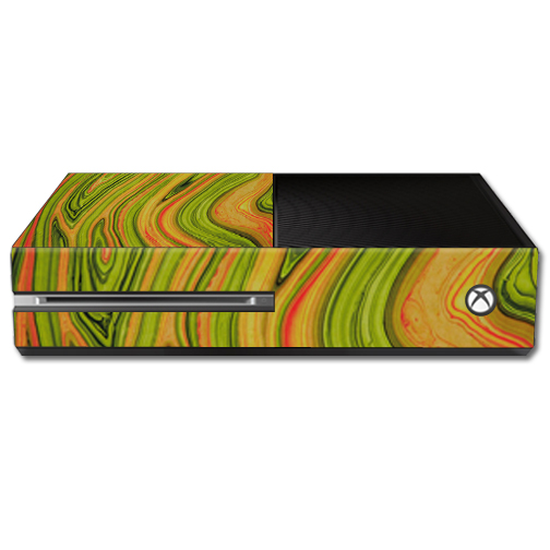 MightySkins Protective Vinyl Skin Decal for Microsoft Xbox One Console Case wrap