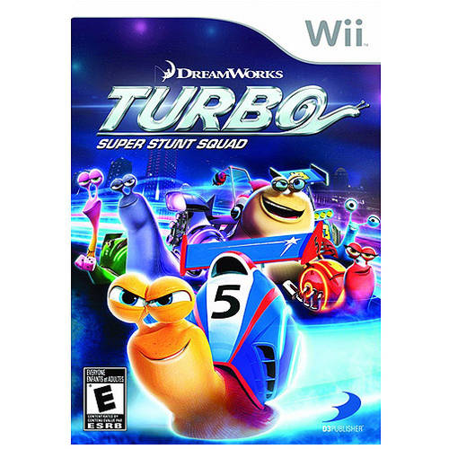 Turbo Super Stunt Squad (Wii) - Pre-Owned