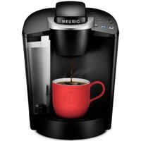 Keurig K-Classic Single Serve K-Cup Pod Coffee Maker, Black