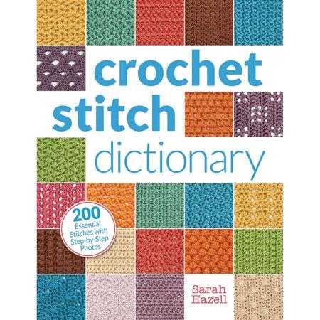 Interweave Press Stitch (Interweave Press Crochet Stitch)