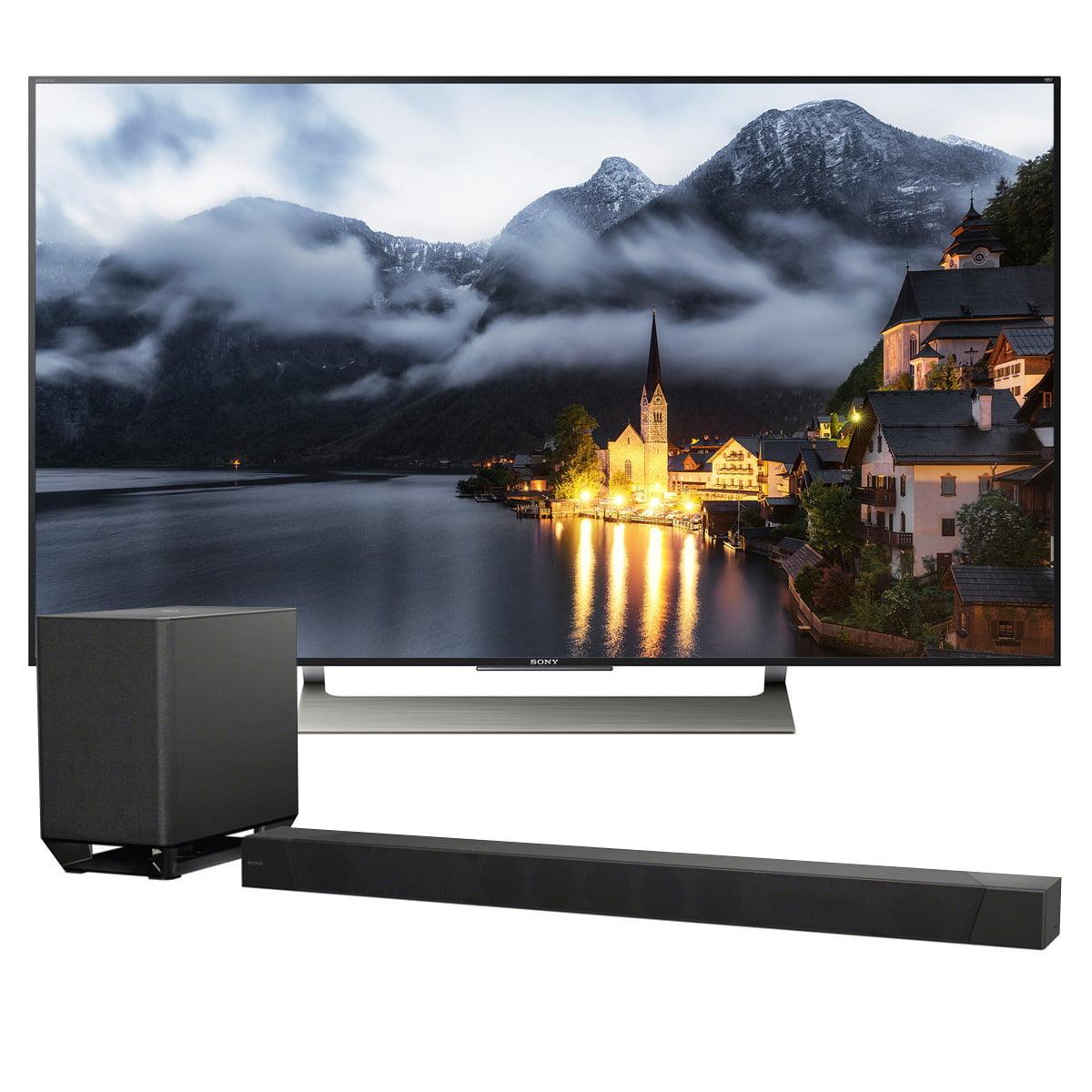 "Sony XBR-55X900E 55"" 4K Ultra HD LED Smart TV with Wi-Fi ..."