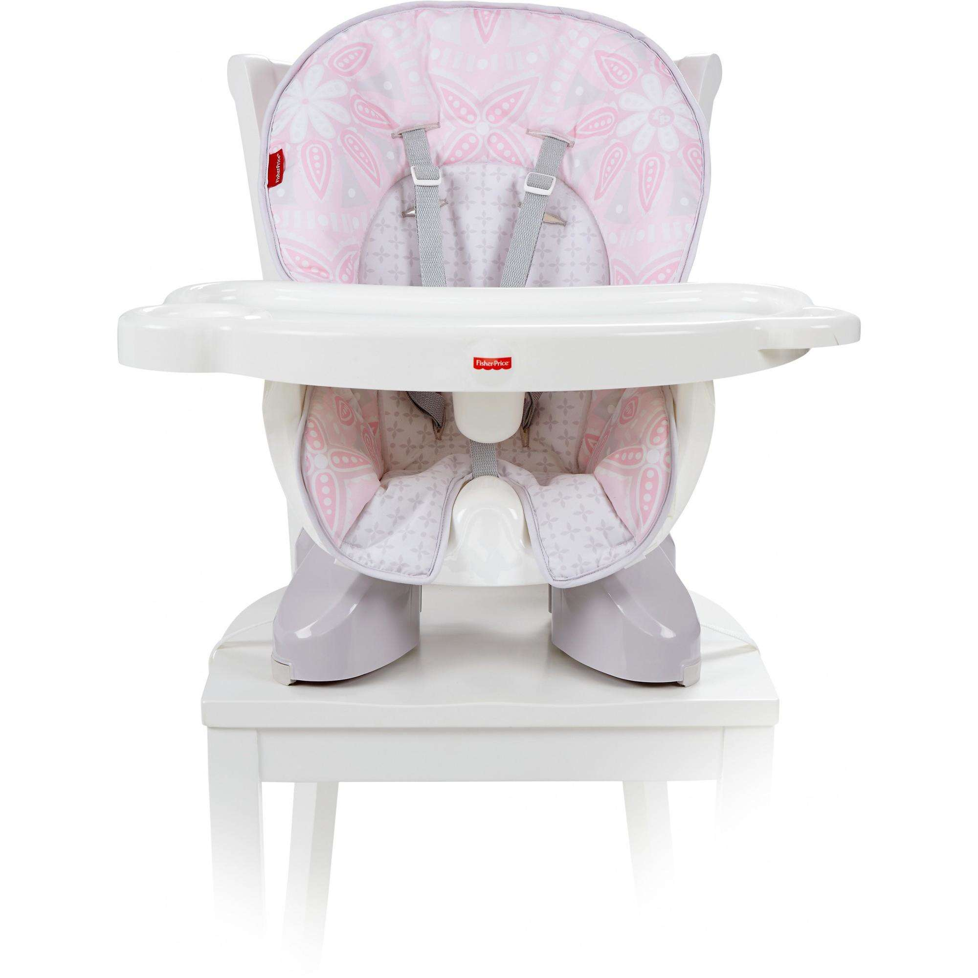 b21111f3a27 Fisher-Price SpaceSaver High Chair - Walmart.com
