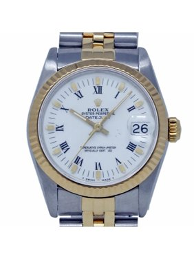 8566ace5213 Product Image Pre-Owned Rolex Datejust 68273 Steel Women Watch (Certified  Authentic   Warranty)