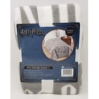 "Harry Potter Twin ""Magical Spells"" Bed Blanket"