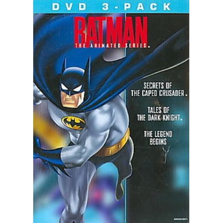 Batman Long Halloween Animated Movie (Batman Animated Series Collection)