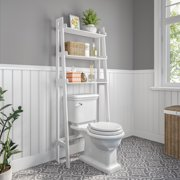 RiverRidge Amery Collection - Ladder Spacesaver- White