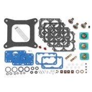 Holley Performance 37-485 Carburetor and Installation Kit