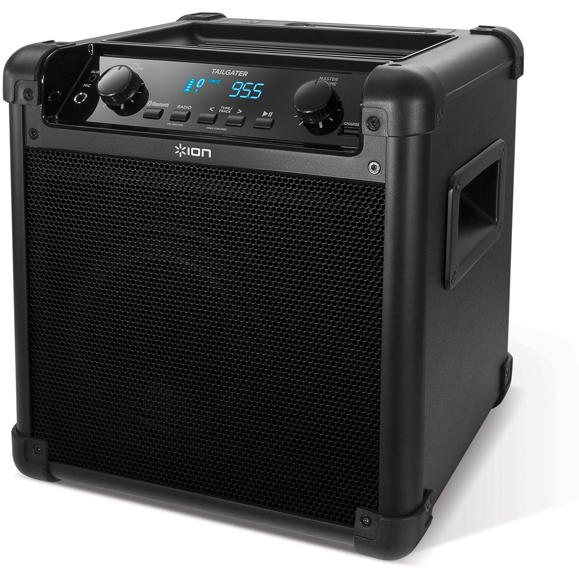 iON Audio Tailgater Bluetooth Speaker Walmart